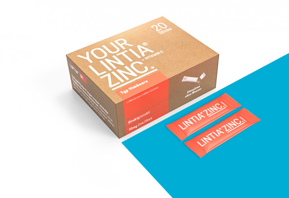 Your LINTIA® Zinc + Vitamin C